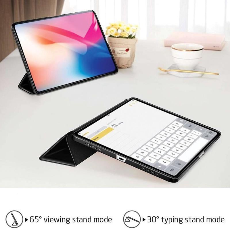 ESR Tri-folio Hoes iPad Pro 12.9 inch (2018) Zwart 06