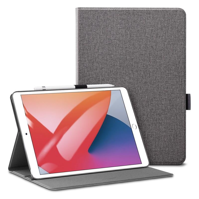 ESR Urban Premium Folio iPad 10.2 (2020 / 2019) Grijs - 1