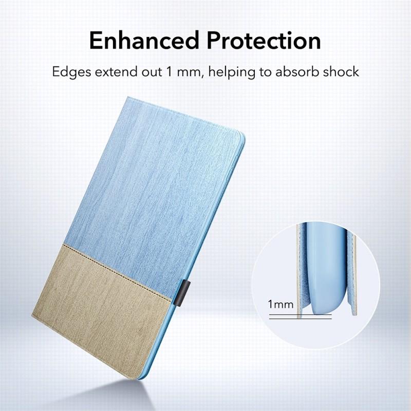 ESR Urban Premium Folio iPad 10.2 (2020 / 2019) Grijs - 6