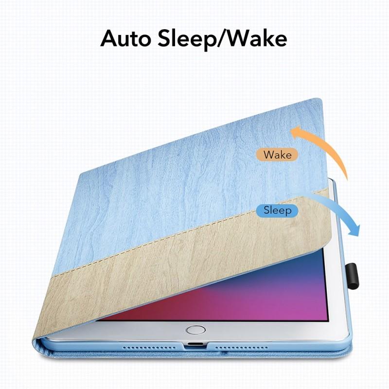 ESR Urban Premium Folio iPad 10.2 (2020 / 2019) Zwart - 10