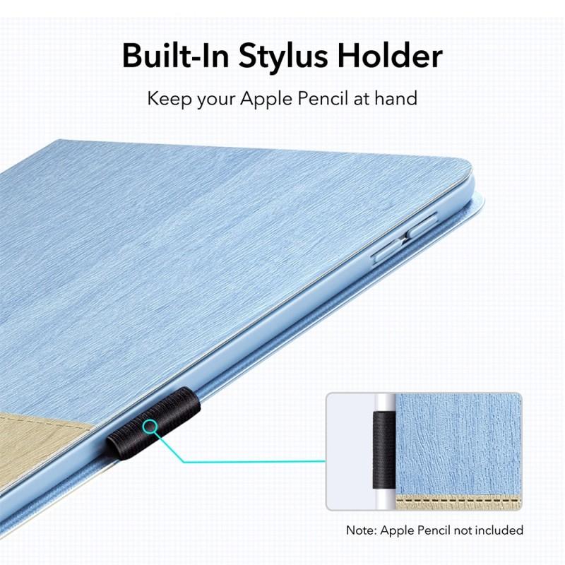 ESR Urban Premium Folio iPad 10.2 (2020 / 2019) Grijs - 7