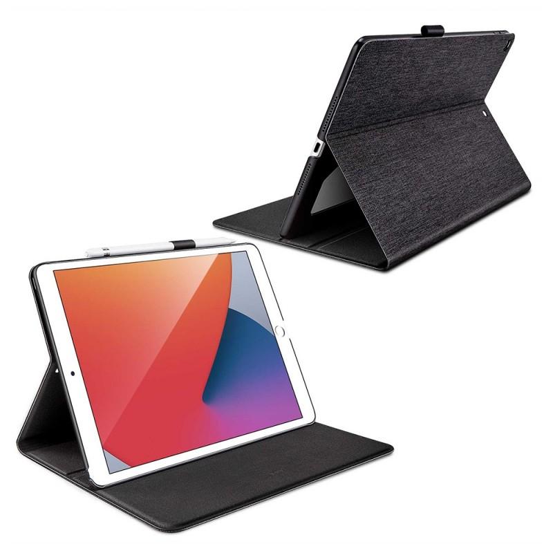 ESR Urban Premium Folio iPad 10.2 (2020 / 2019) Zwart - 2