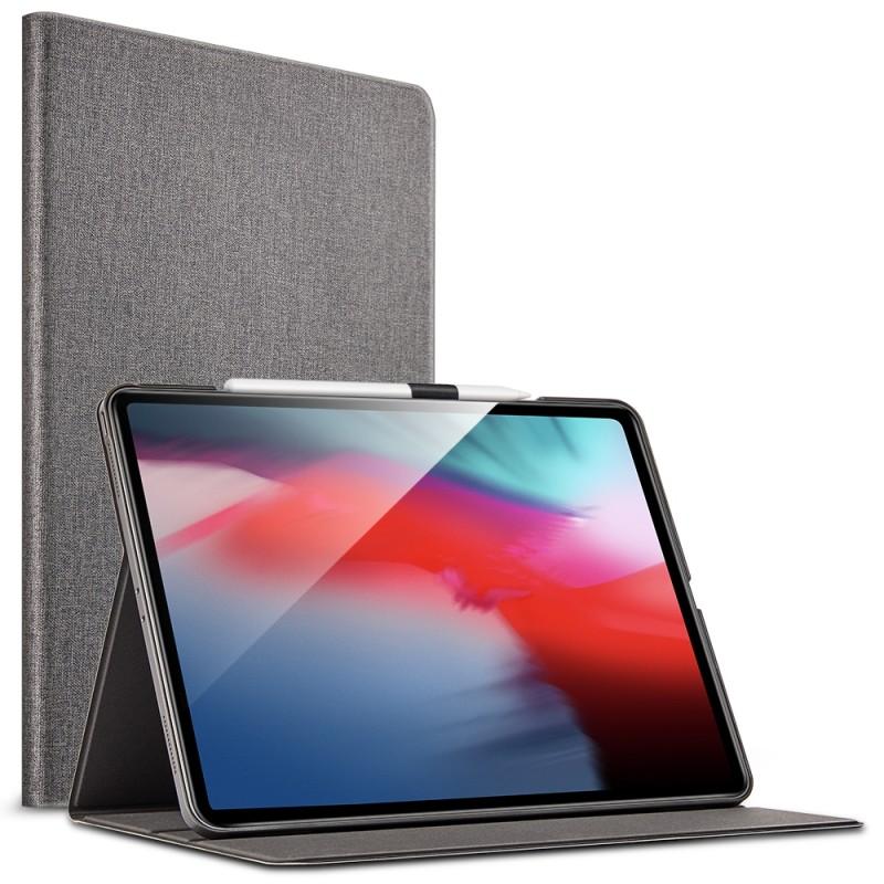 ESR Premium Folio iPad Pro 11 inch (2020) grijs - 1