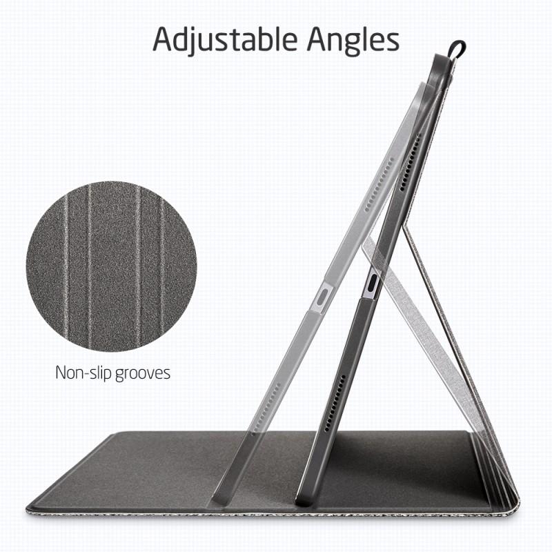 ESR Premium Folio iPad Pro 11 inch (2020) grijs - 6