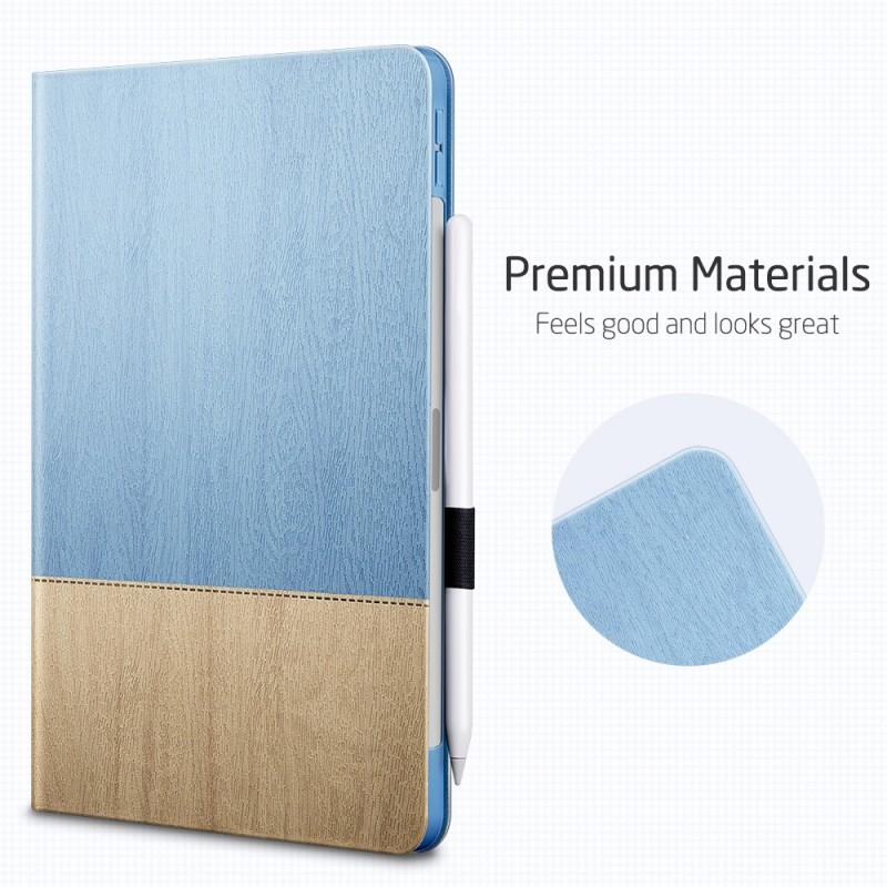 ESR Premium Folio iPad Pro 11 inch (2020) lichtblauw - 3