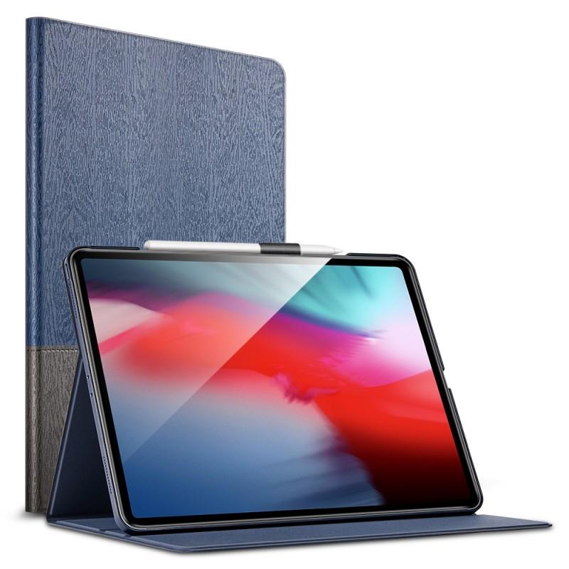ESR Premium Folio iPad Pro 12.9 inch (2020) Donkerblauw - 1