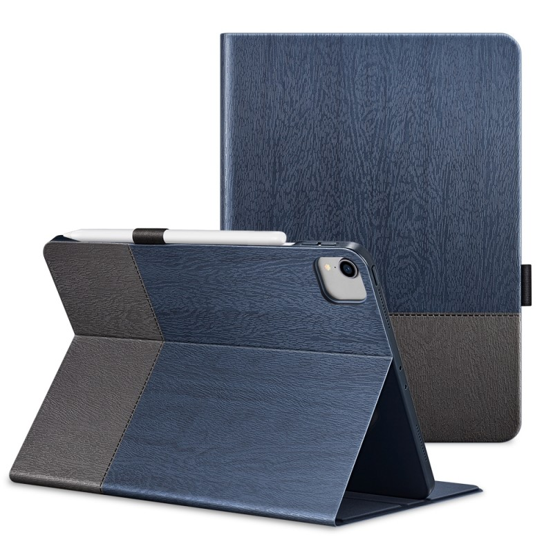 ESR Premium Folio iPad Pro 12.9 inch (2020) Donkerblauw - 2