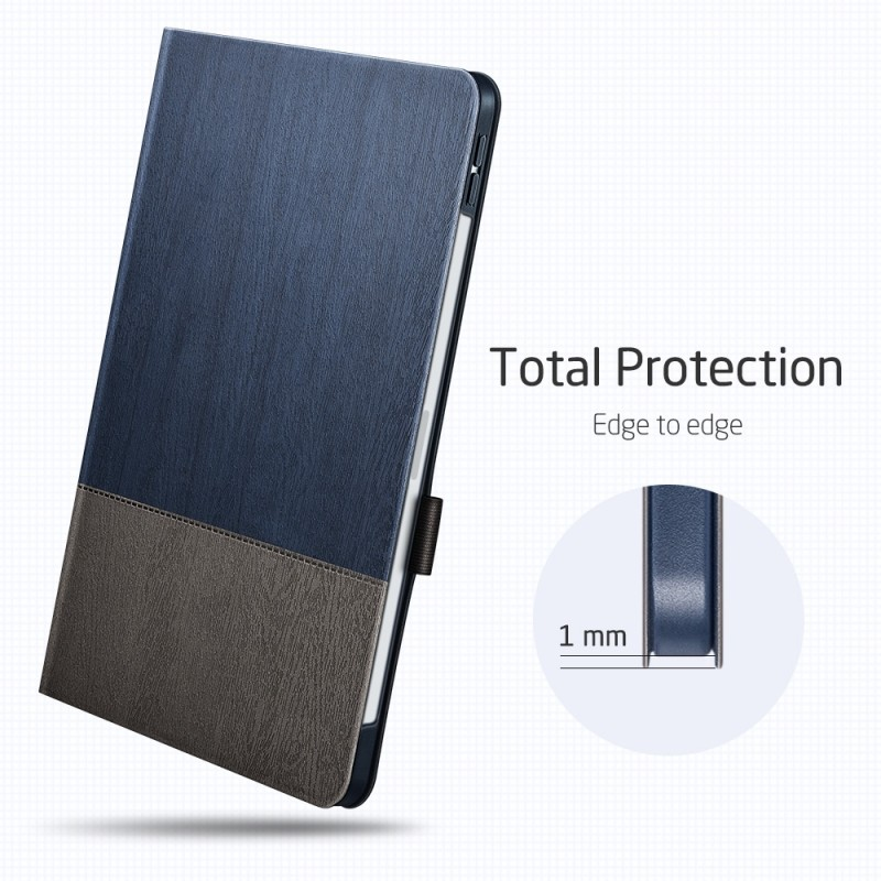 ESR Premium Folio iPad Pro 12.9 inch (2020) Donkerblauw - 8