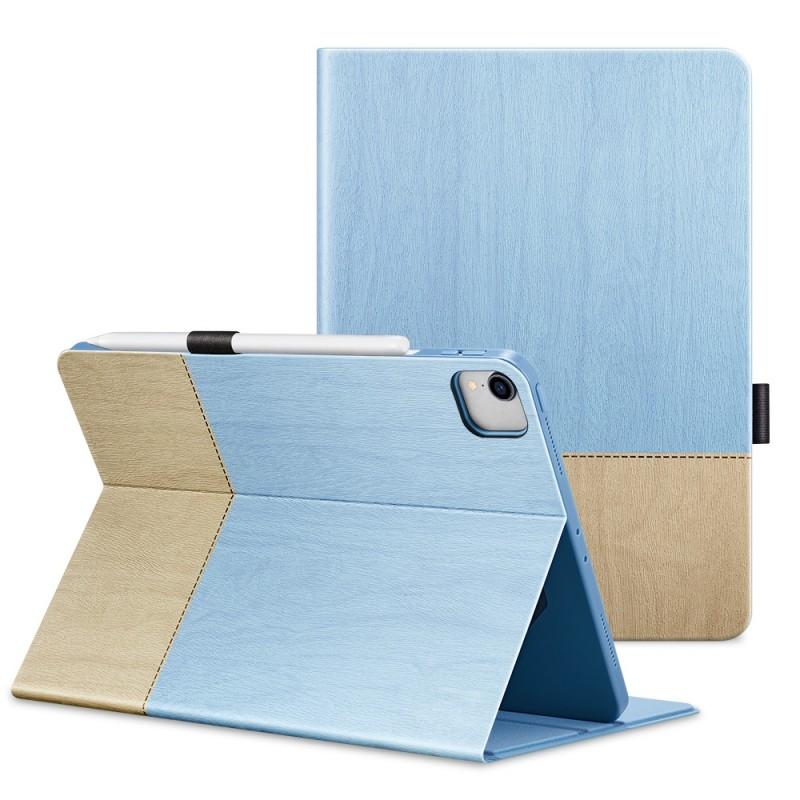 ESR Premium Folio iPad Pro 12.9 inch (2020) Lichtblauw - 2