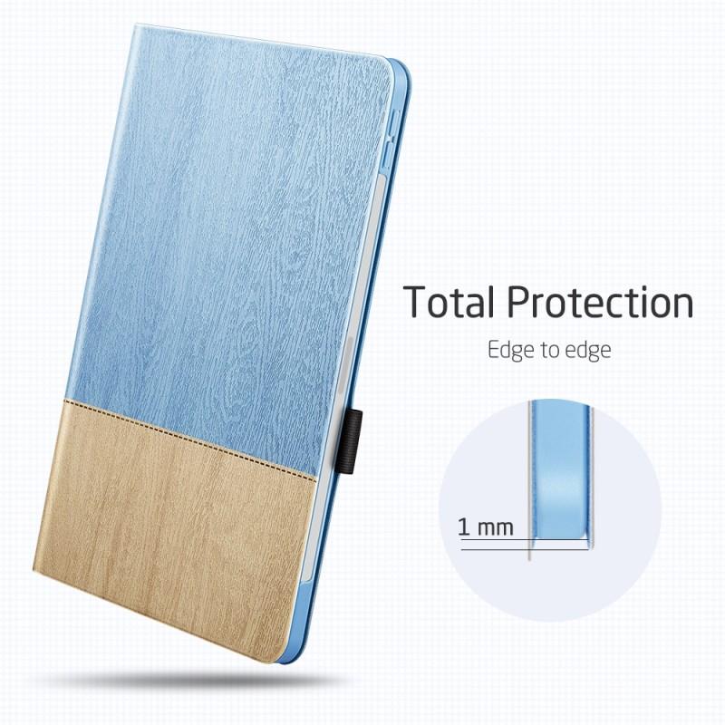 ESR Premium Folio iPad Pro 12.9 inch (2020) Lichtblauw - 8