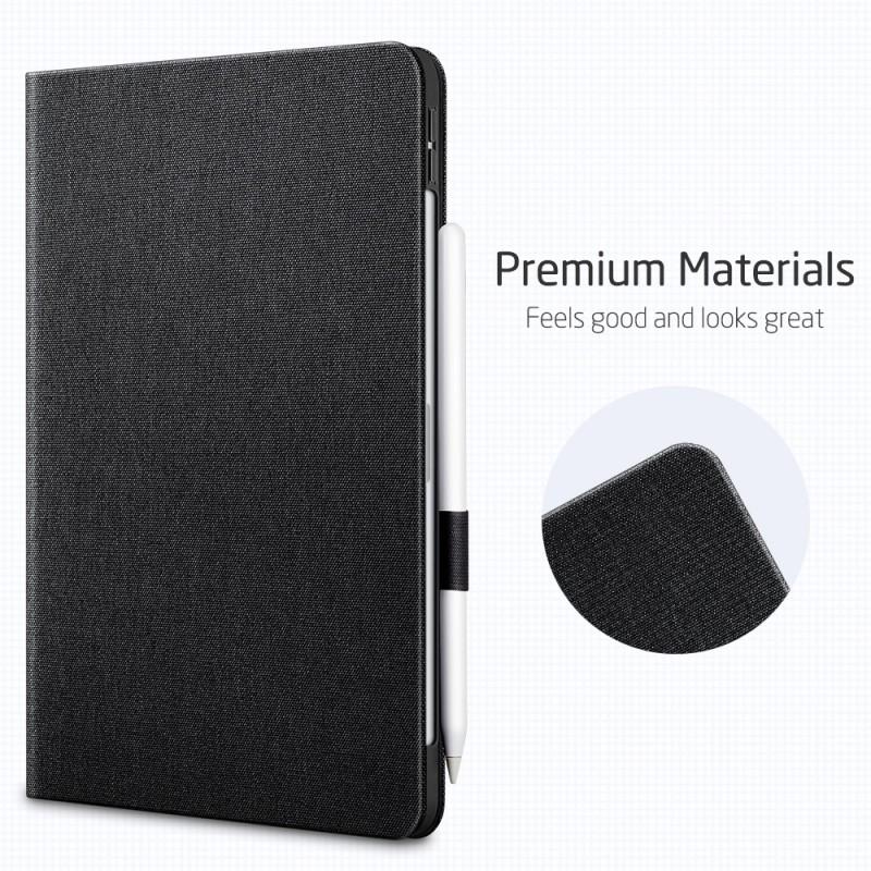 ESR Premium Folio iPad Pro 12.9 inch (2020) Zwart - 4