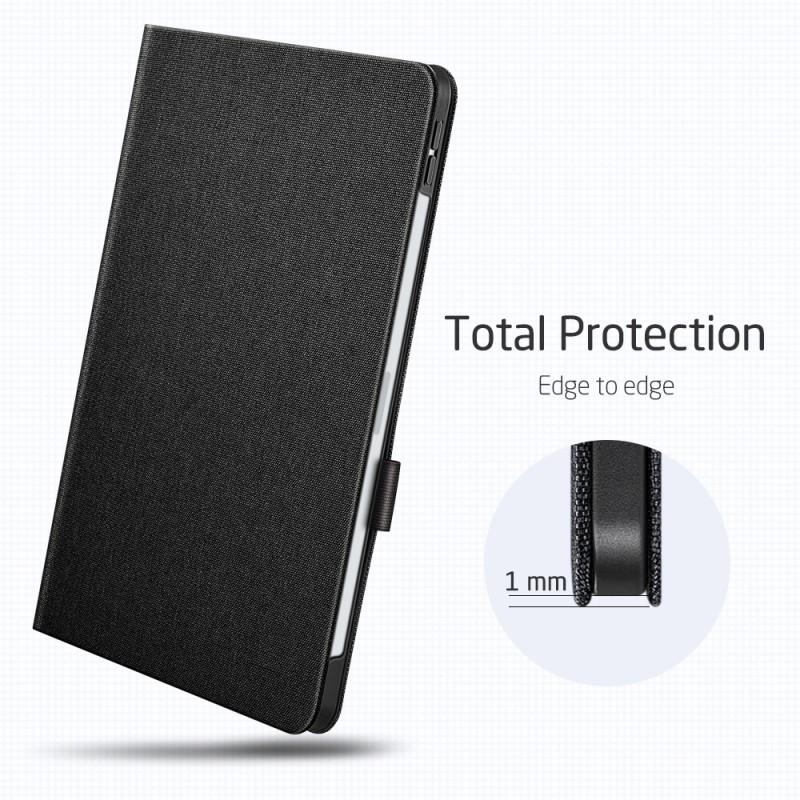 ESR Premium Folio iPad Pro 12.9 inch (2020) Zwart - 8