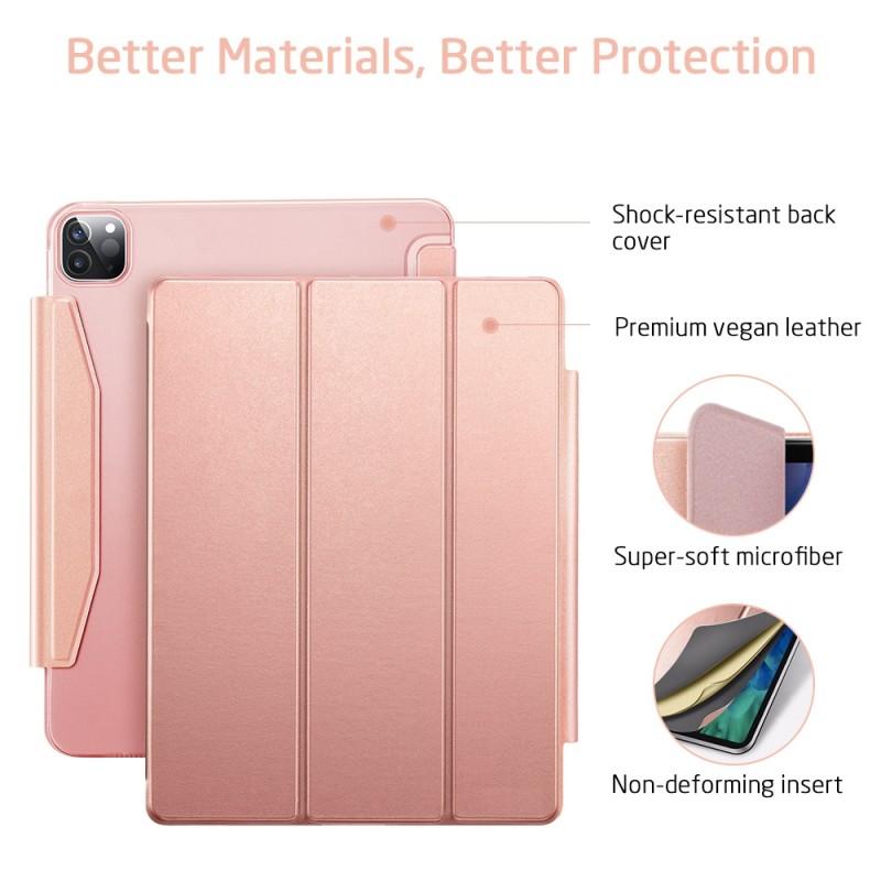 ESR Yippee Case iPad Pro 11 inch (2020) Roze - 4