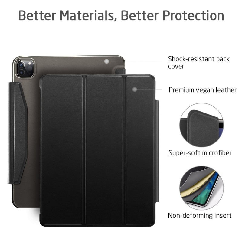 ESR Yippee Case iPad Pro 11 inch (2020) Zwart - 6