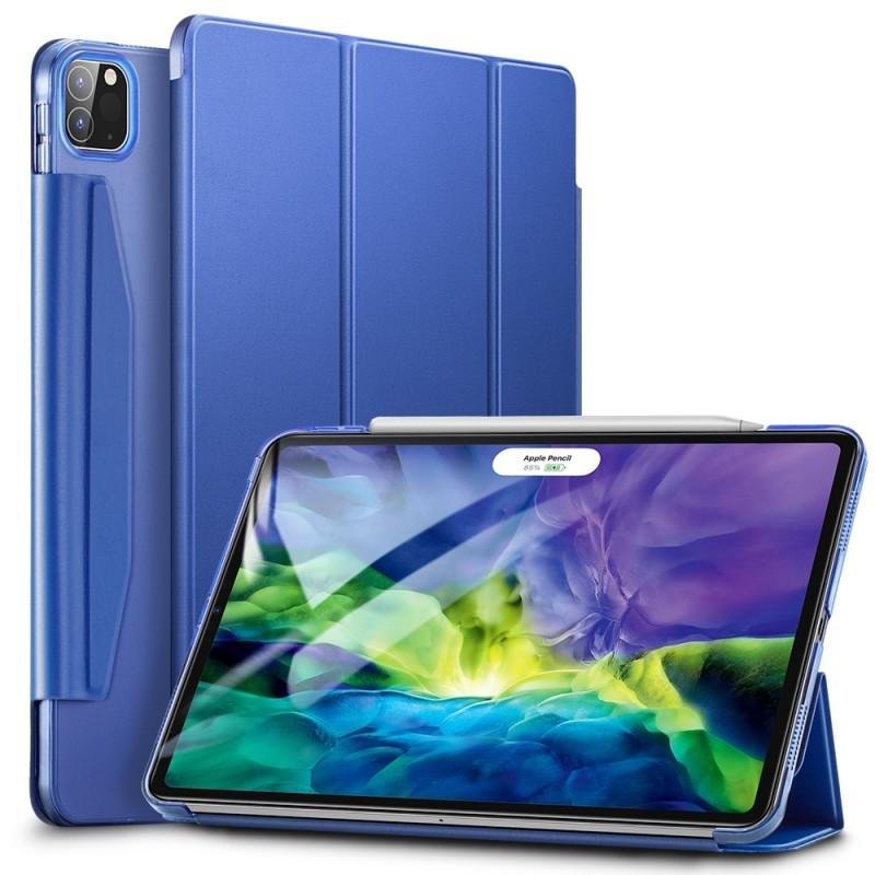 ESR Yippee Case iPad Pro 12.9 inch (2020) Blauw - 1