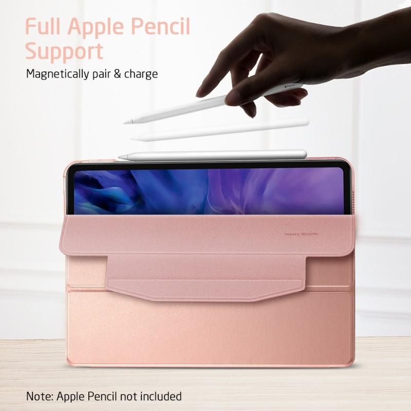 ESR Yippee Case iPad Pro 12.9 inch (2020) Roze - 9
