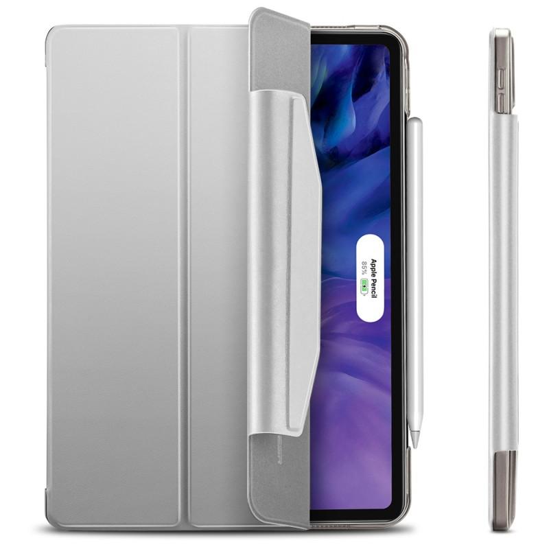 ESR Yippee Case iPad Pro 12.9 inch (2020) Zilver - 3