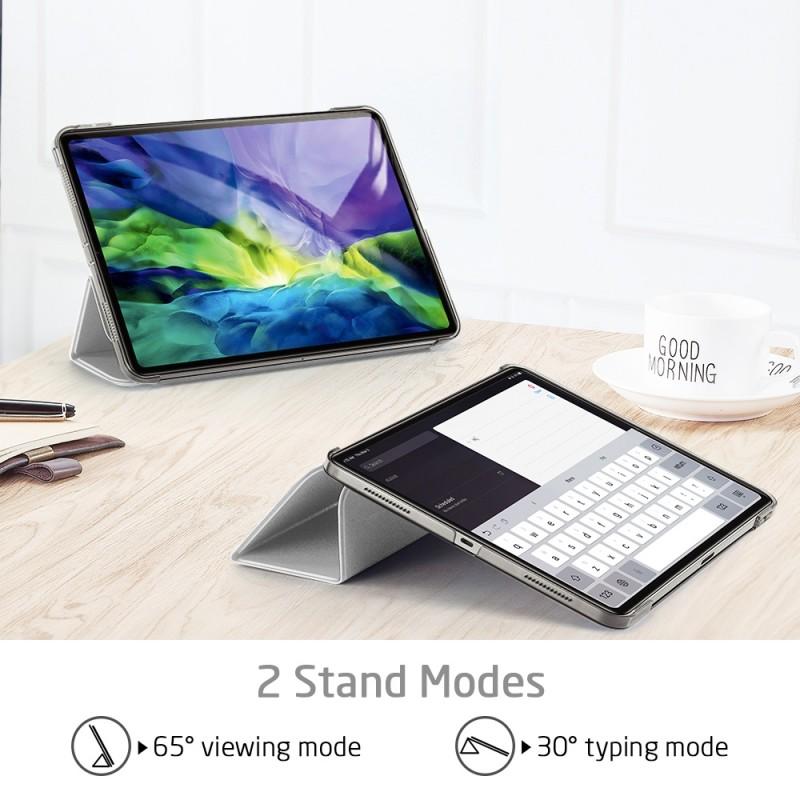 ESR Yippee Case iPad Pro 12.9 inch (2020) Zilver - 5
