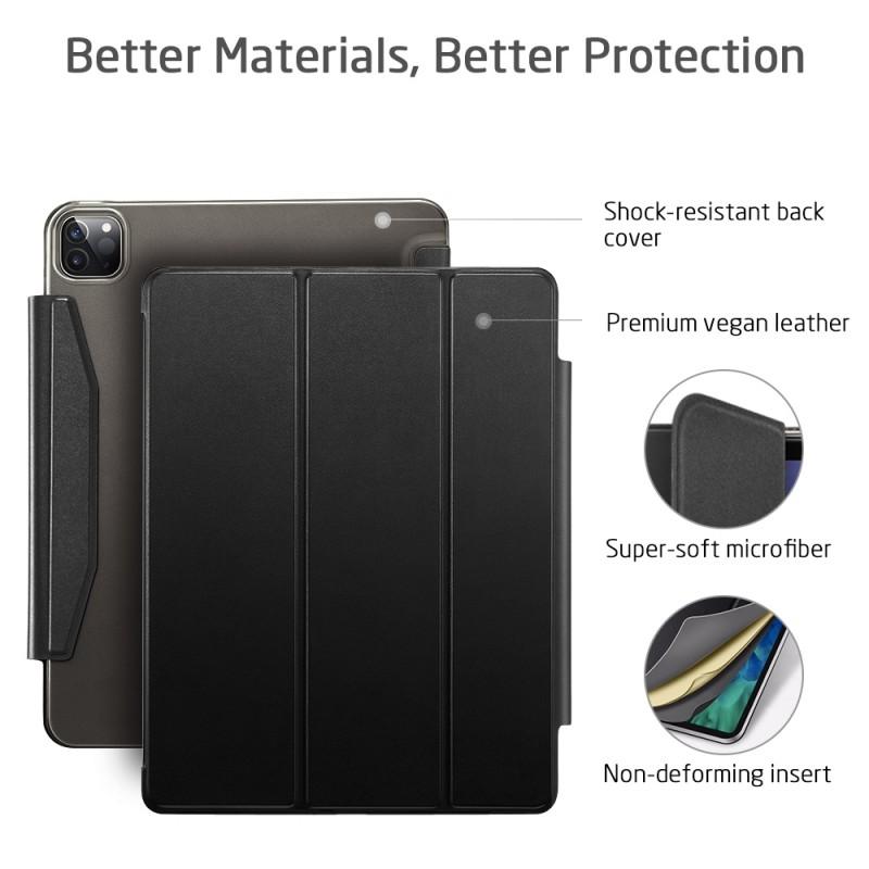 ESR Yippee Case iPad Pro 12.9 inch (2020) Zwart - 9