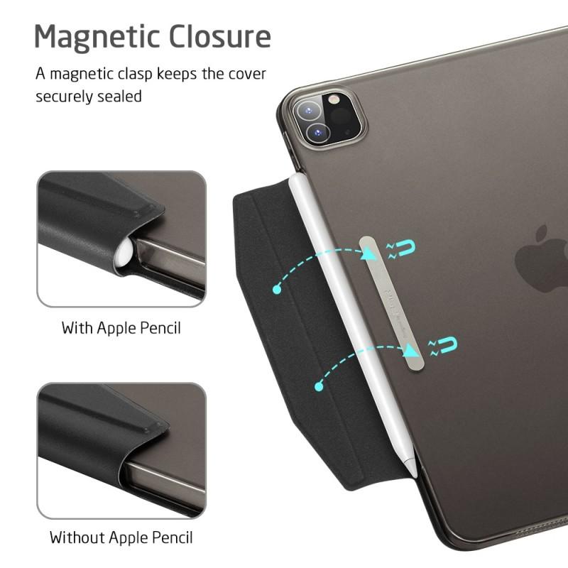 ESR Yippee Case iPad Pro 12.9 inch (2020) Zwart - 7
