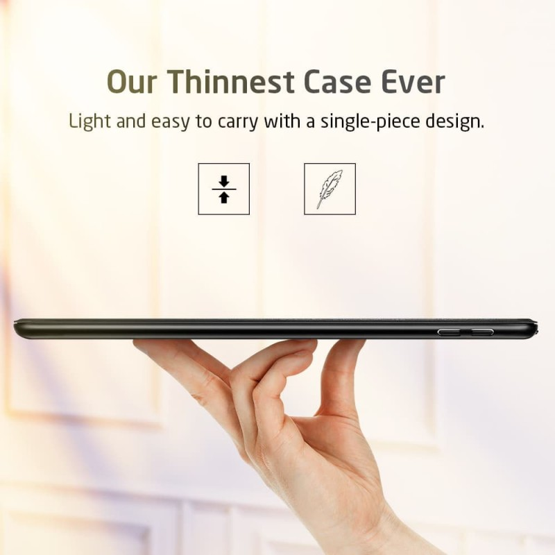 ESR Premium Folio iPad Air 10.5 (2019) Zwart - 5