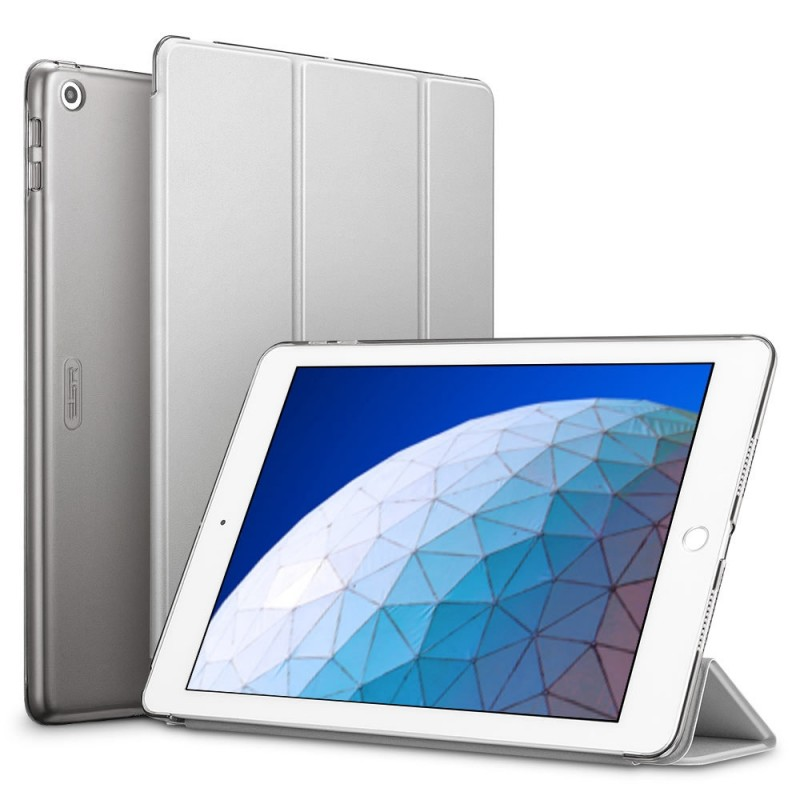 ESR Premium Folio iPad Air 10.5 (2019) Zilver - 1