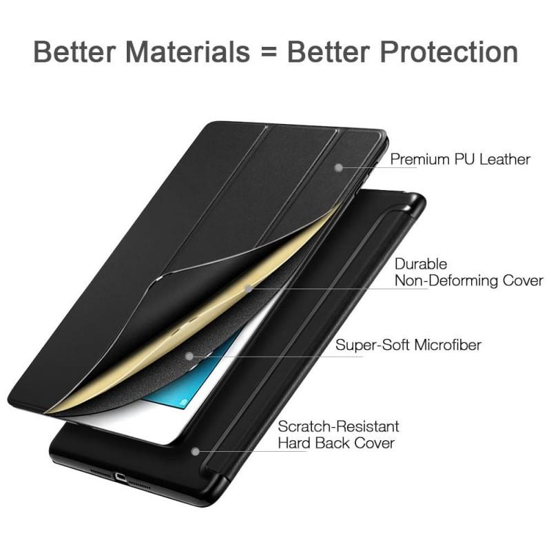ESR Yippee Folio iPad mini (2019) Zilver - 2