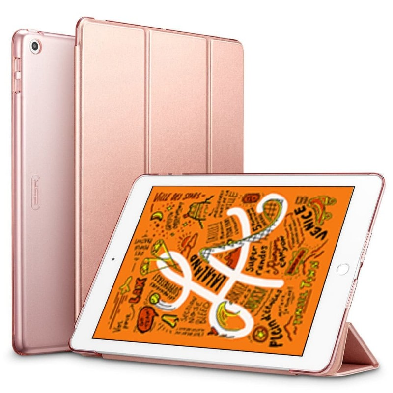 ESR Yippee Folio iPad mini (2019) Roze - 1