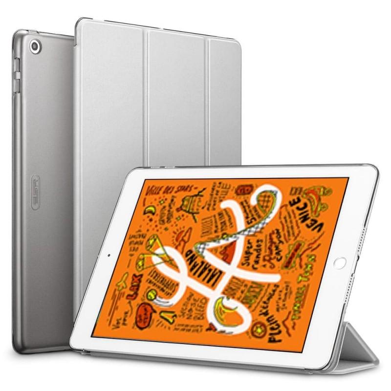 ESR Yippee Folio iPad mini (2019) Zilver - 1