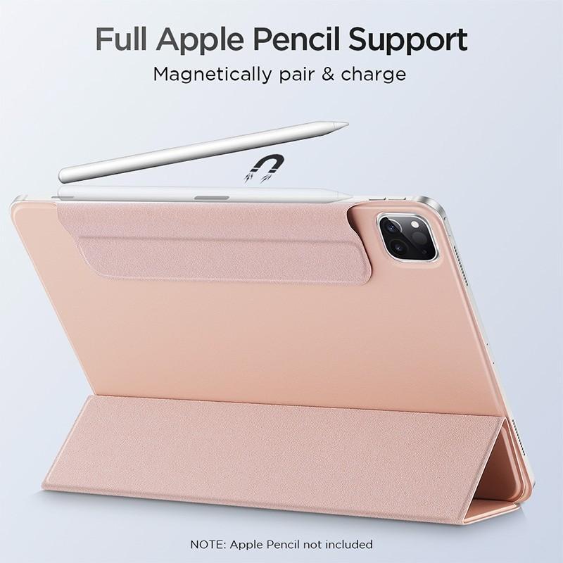 ESR Yippee Magnetic iPad Pro 11 inch (2020) Roze - 9