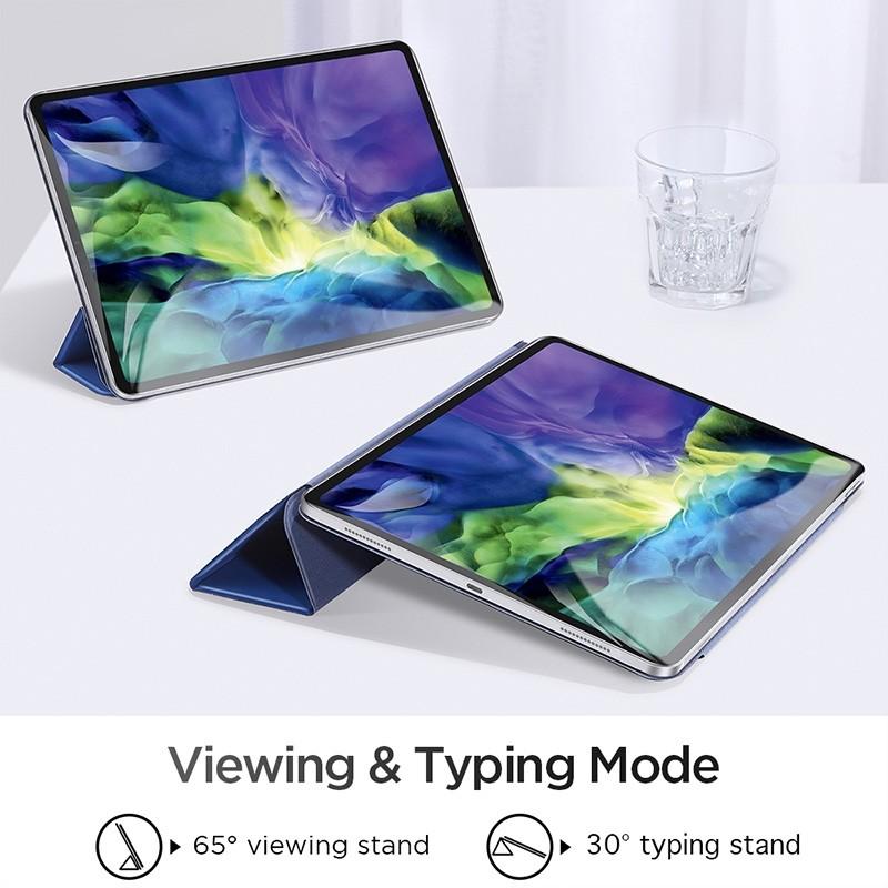ESR Yippee Magnetic iPad Pro 12.9 inch (2020) blauw - 6