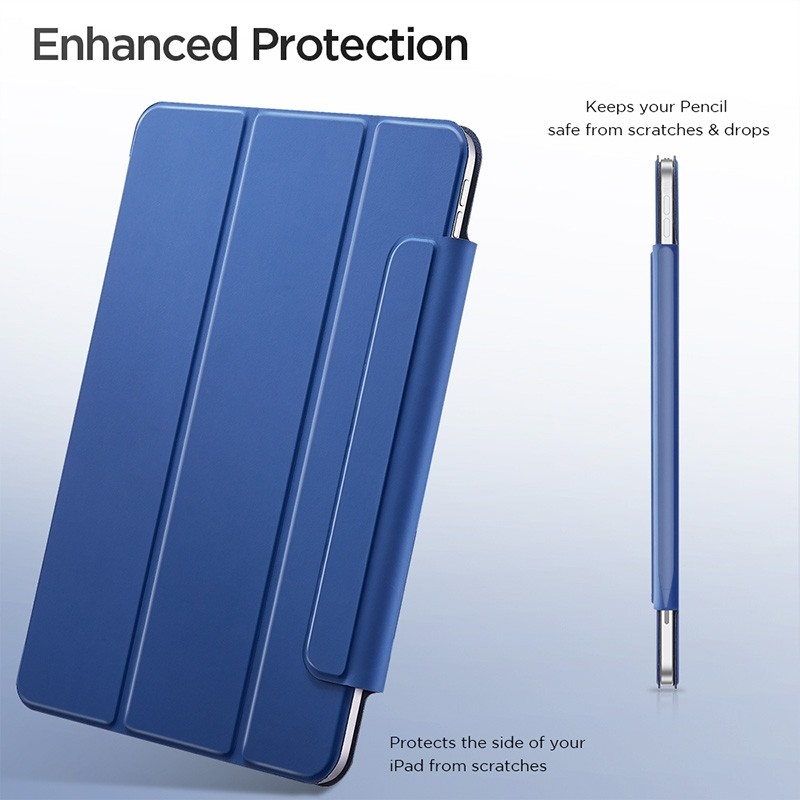 ESR Yippee Magnetic iPad Pro 12.9 inch (2020) blauw - 7