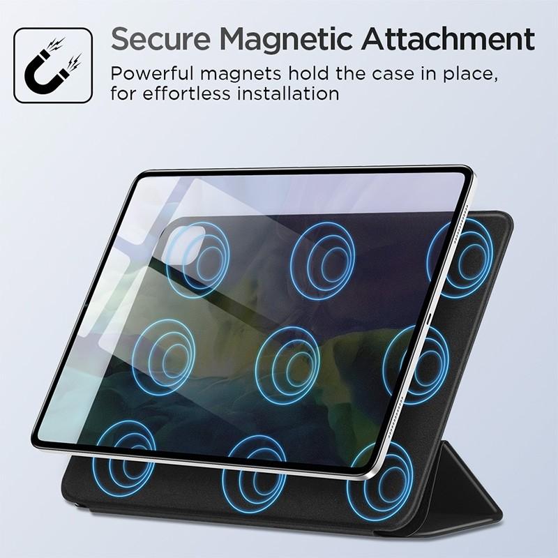ESR Yippee Magnetic iPad Pro 12.9 inch (2020) zwart - 9