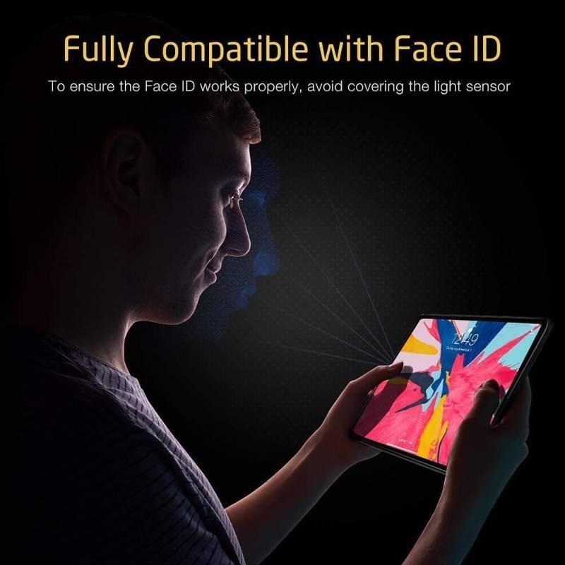 ESR - Glazen Screenprotector iPad Pro 12.9 inch (2021/2020/2018) 02