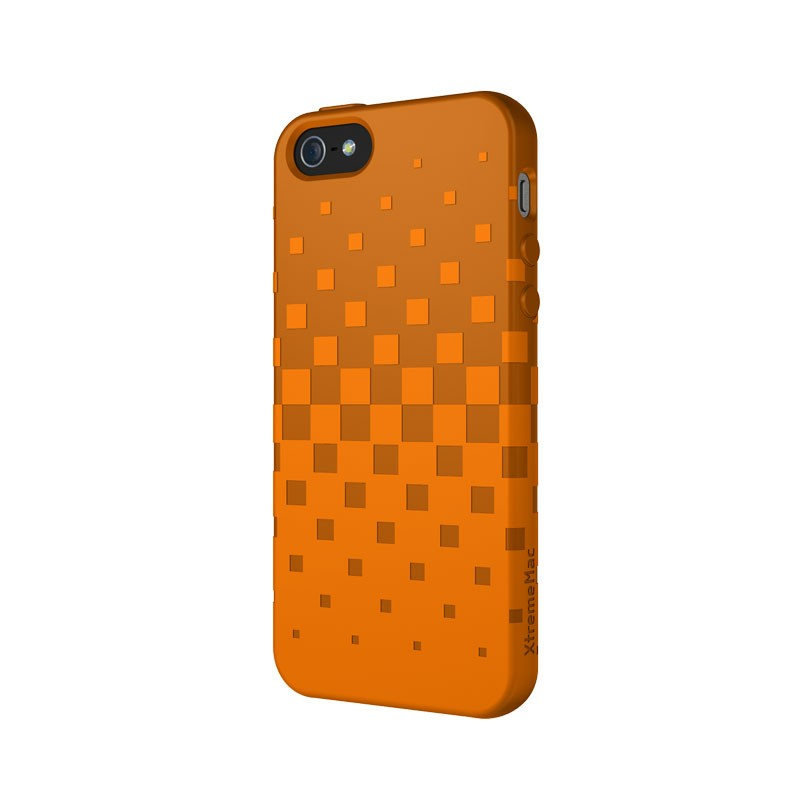 XtremeMac - Tuffwrap iPhone 5 (Orange) 02