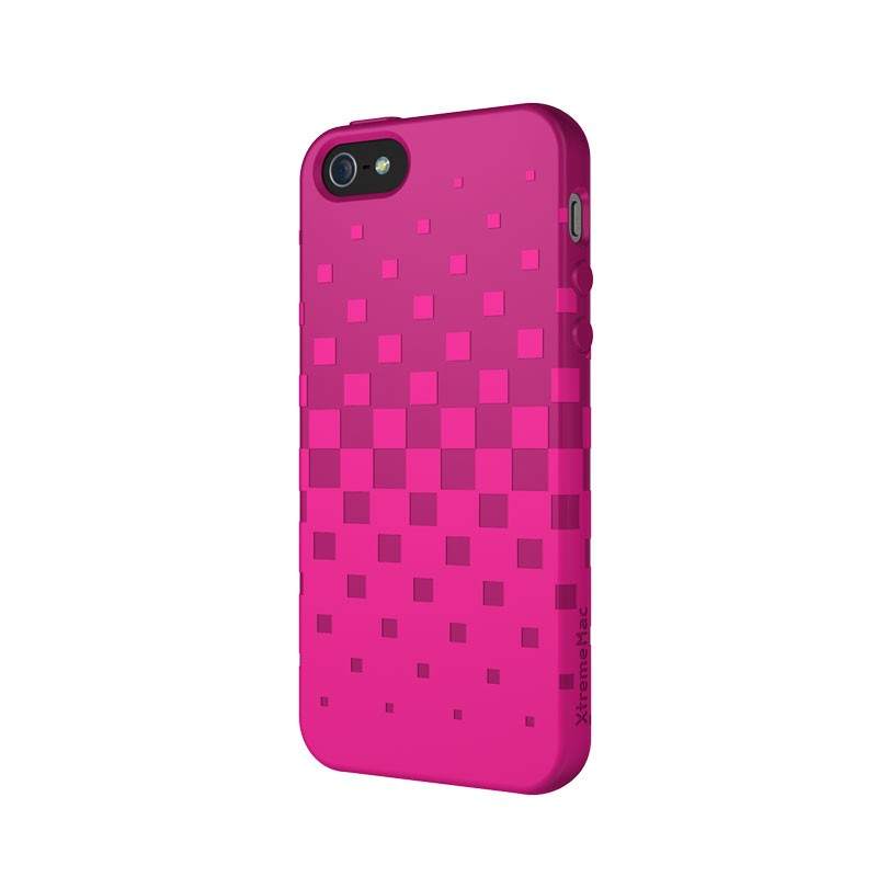 XtremeMac - Tuffwrap iPhone 5 (Pink) 02