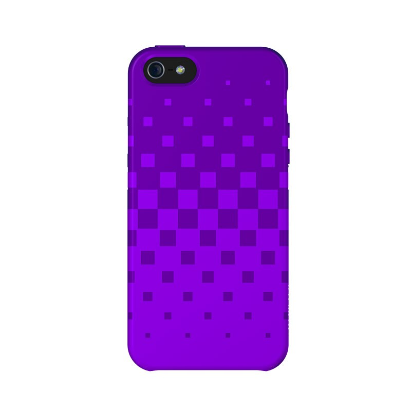 XtremeMac - Tuffwrap iPhone 5 (Purple) 03