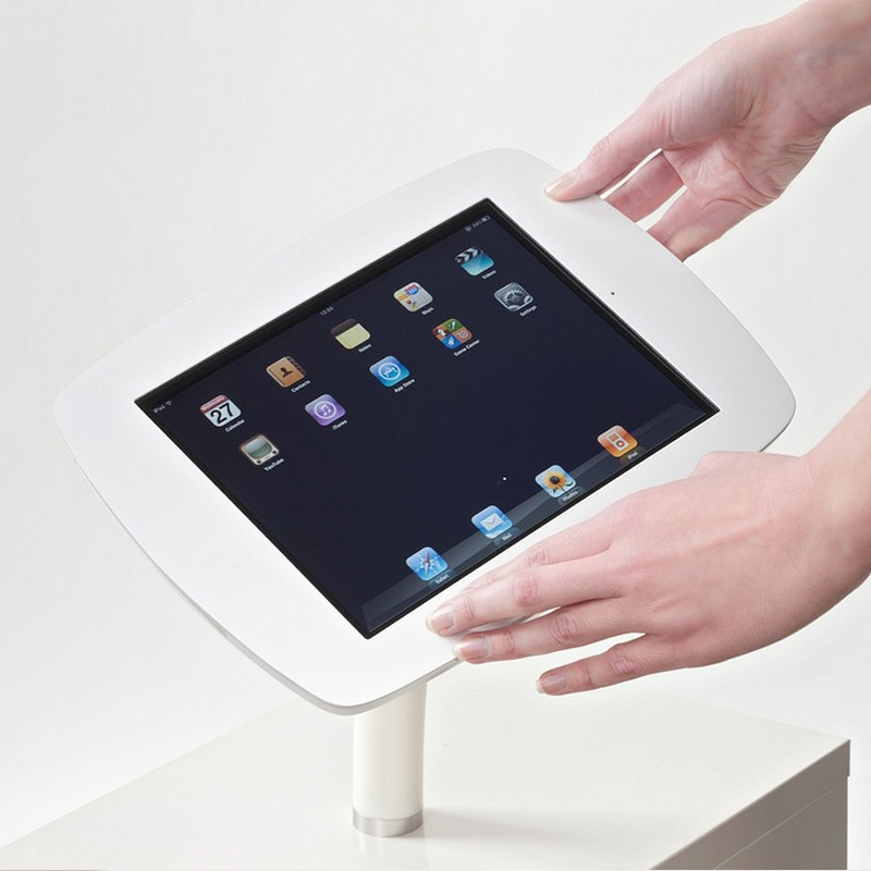 The Bouncepad - Smart, Simple, Secure iPad Stand  -  iPad Table Mount 05