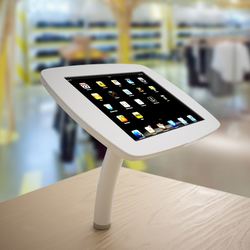 The Bouncepad - Smart, Simple, Secure iPad Stand  -  iPad Table Mount 07