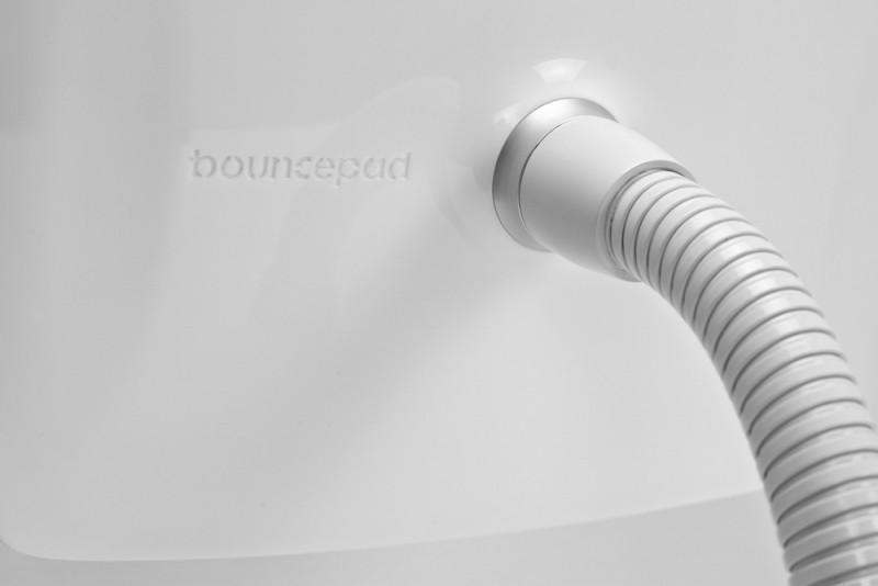 The Bouncepad - Smart, Simple, Secure iPad Stand  -  iPad Gooseneck Mount 09