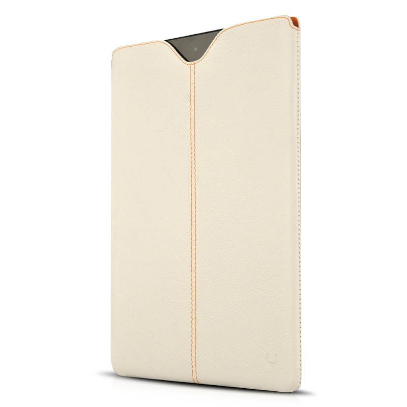 BeyzaCases Zero series Sleeve iPad White 01