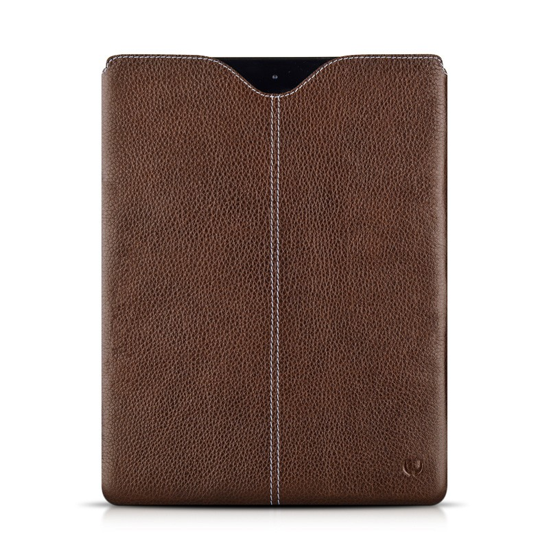 BeyzaCases Zero series Sleeve iPad Brown 02