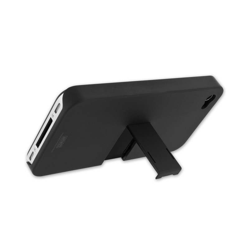 Artwizz - SeeJacket Clip iPhone 4(S) Black 02