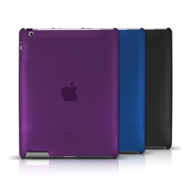 XtremeMac MicroShield iPad 2 Purple - 2