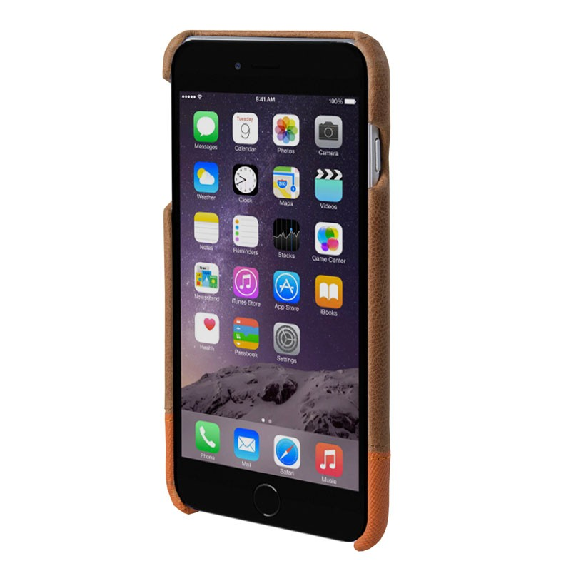 HEX Focus Case iPhone 6 Plus Dressed Brown - 2