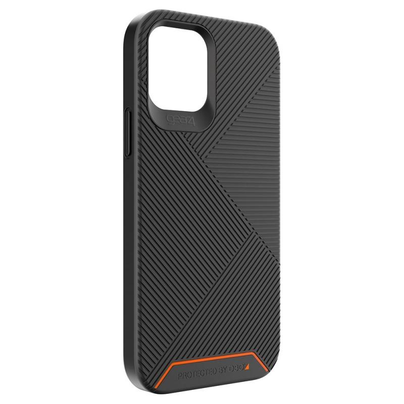 Gear4 Battersea iPhone 12 / 12 Pro 6.1 Zwart - 5