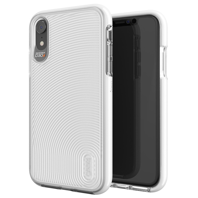 Gear4 Battersea iPhone XR Case Wit 06