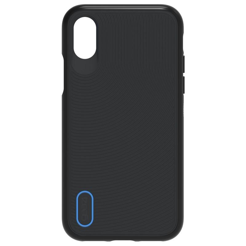 Gear4 Battersea iPhone X/Xs Hoesje Black/Blue 02