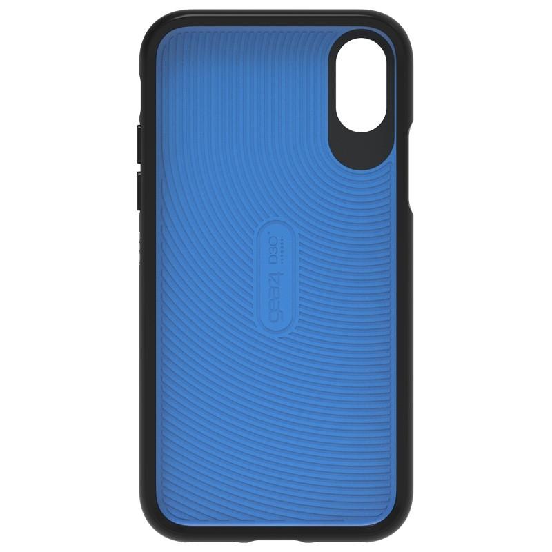Gear4 Battersea iPhone X/Xs Hoesje Black/Blue 04