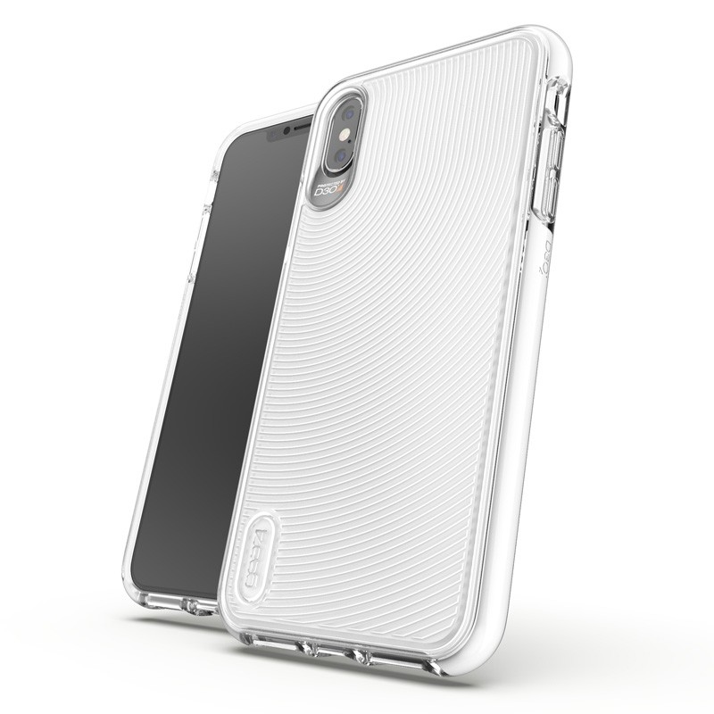 Gear4 Battersea Apple iPhone XS Max Wit 04